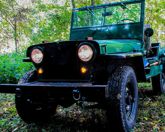 Willys Jeep project & doings