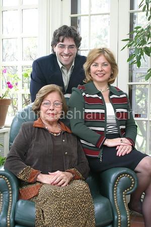 vvvHartford Foundation of Public Giving - Family Portrait - April 17, 2003