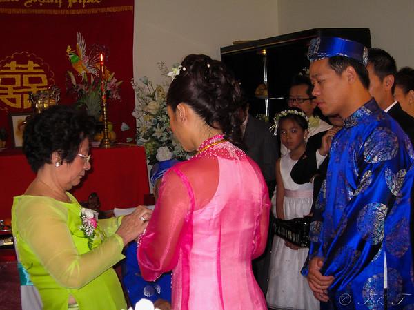Trang & Chau Wedding