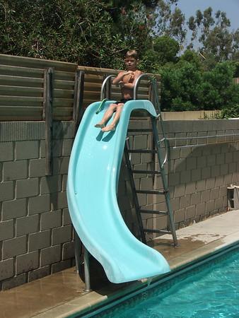 Swimming - July 2007 w/cousins