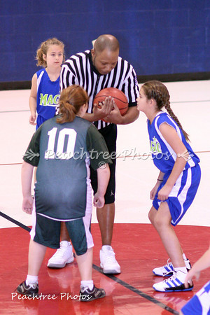 Magic vs. Cougars  12-03-11