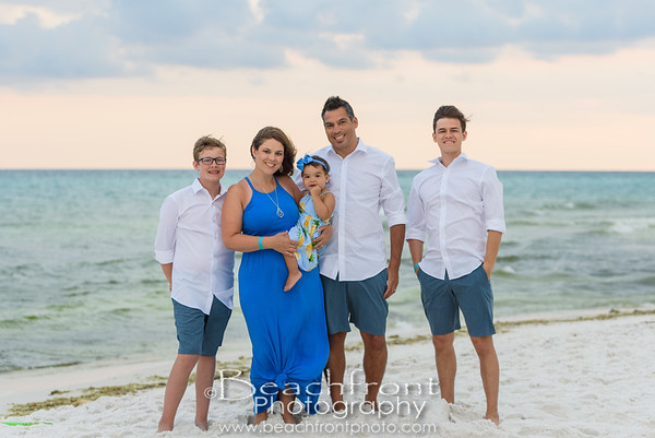 The Granado Family - Waterscape Condos Fort Walton Beach