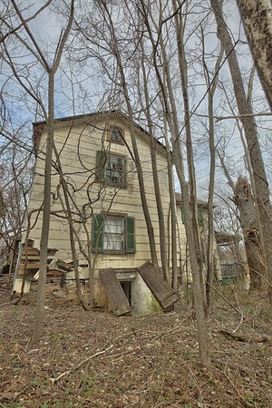 Abandoned House in WV Jan 27th 2019