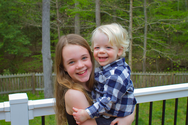 2020-04-12 Easter Family Portraits