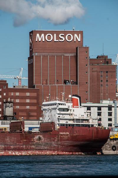 Molson Brewery