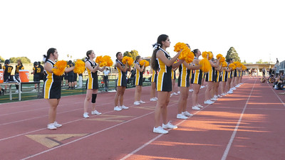 190913 GHS JV CHEERLEADERS
