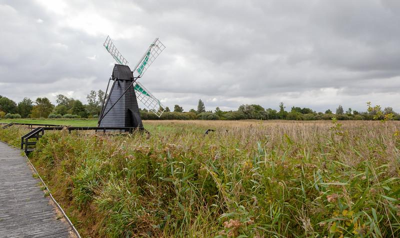 Wicken Fen wind pump, Cambridgeshire
