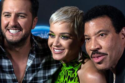 #2130 American Idol Judges, 10/23/18