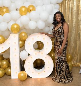 Meagan Hamilton's 18th Birthday Party
