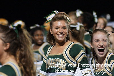09-21-2012 Damascus HS Cheerleading & Poms, Photos by Jeffrey Vogt Photography