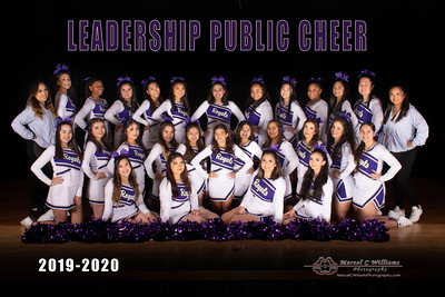 Leadership Public Cheer 2020
