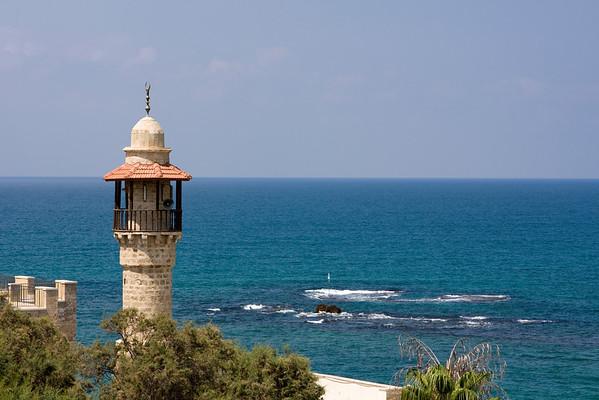 Tel Aviv, Israel - Aug 2009