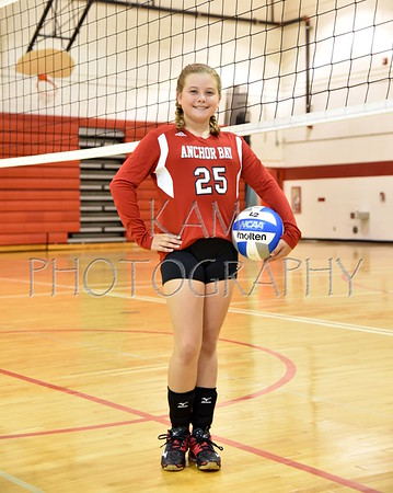 ANCHOR BAY MIDDLE SCHOOL VOLLEYBALL