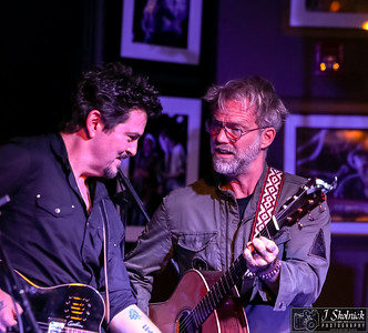 Anders Osborne and Mike Zito at Biscuit