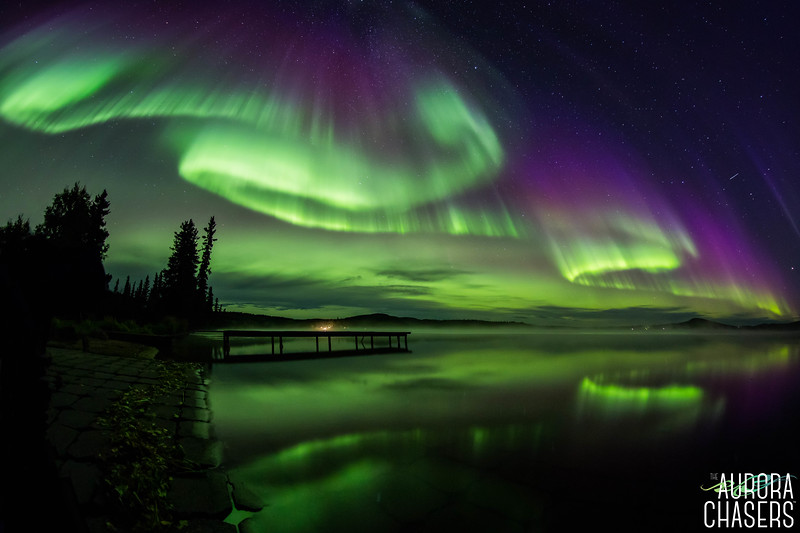 Northern Lights - Aurora Prints from Fairbanks, Alaska