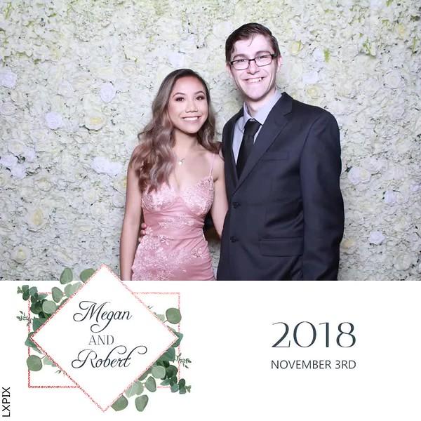 Megan and Robert at The Mitten Building