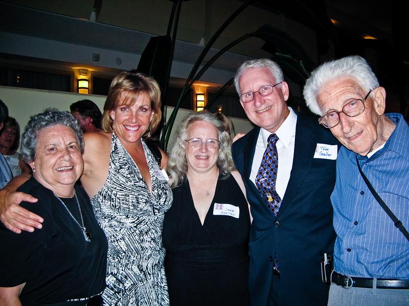 ------, Colleen Lockard, ----- Goeller, Tom Goeller, Father Goeller
