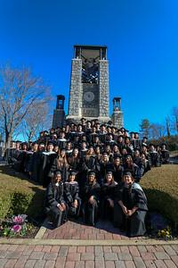 Fall 2019 Convocations & Grad Photos