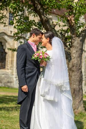 Mariage Jacques & Alix 31 Août 2019