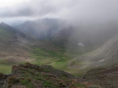 Handes Peak Hike 2013-07-17