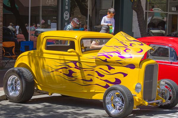 29th Annual Downtown Visalia Car Show