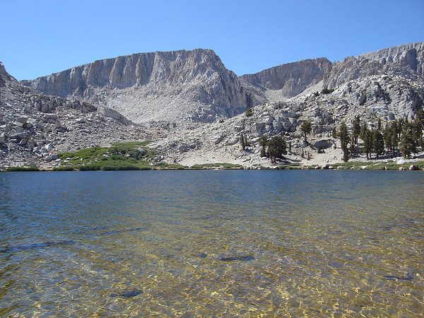COTTONWOOD LAKES: AUGUST 13, 2007
