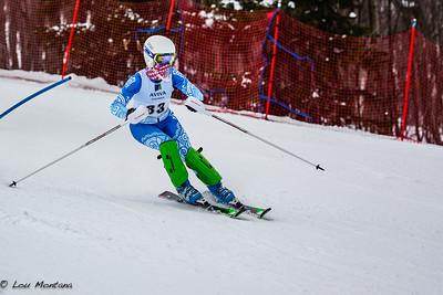 Craigleith Teen Ski Racing