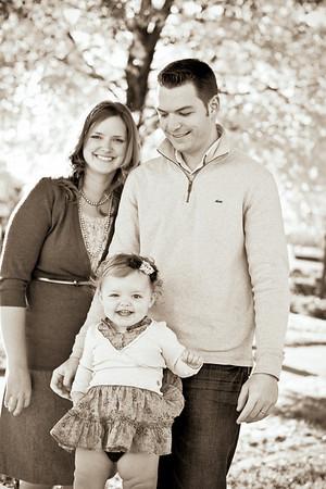 Carty Family- 2012