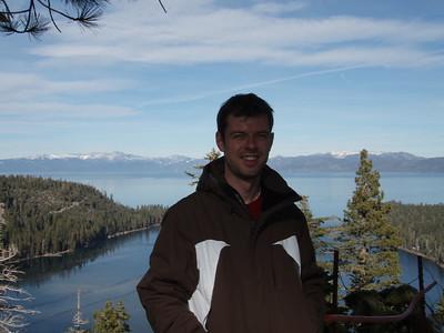 Lake Tahoe Winter 2007