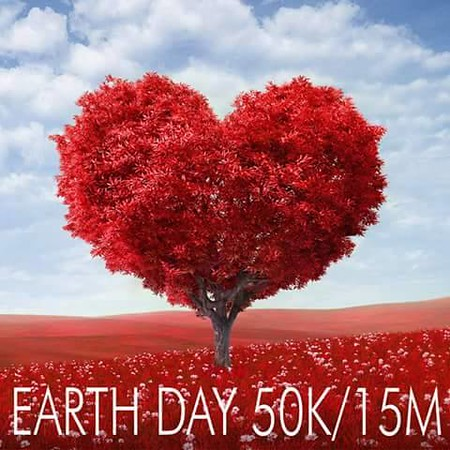 Earth Day 50k/15 Mile Race