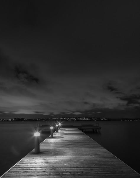 Stillness on Lake Washington