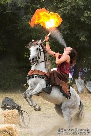 Cavallo Equestrian Arts - Fratelli Show