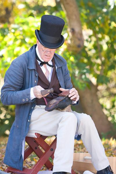 Jim Williams (19th century cobbler) of of Charlotte
