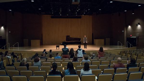 Ronald Squibbs Piano Recital