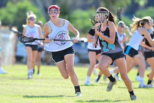 Sting Lacrosse vs Anchor Lax Black