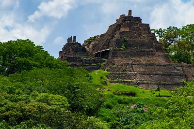 Tonina Chiapas Mayan Ruin Site
