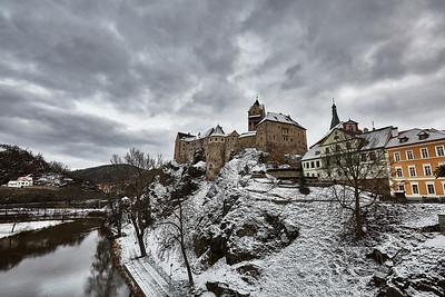 Štekrův Mlýn a Hrad Loket | Štekrův Mlýn and Loket Castle