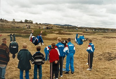 Þjóðhátíð á þingvöllum