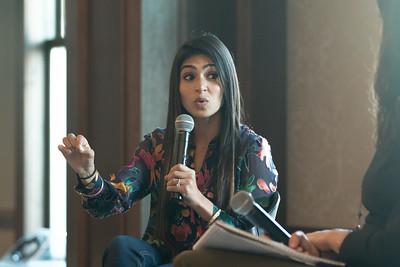 Payal Kadakia speaks at Moench Entrepreneurship Lecture Series
