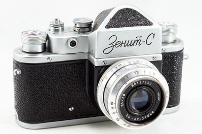 Zenit C, 1961