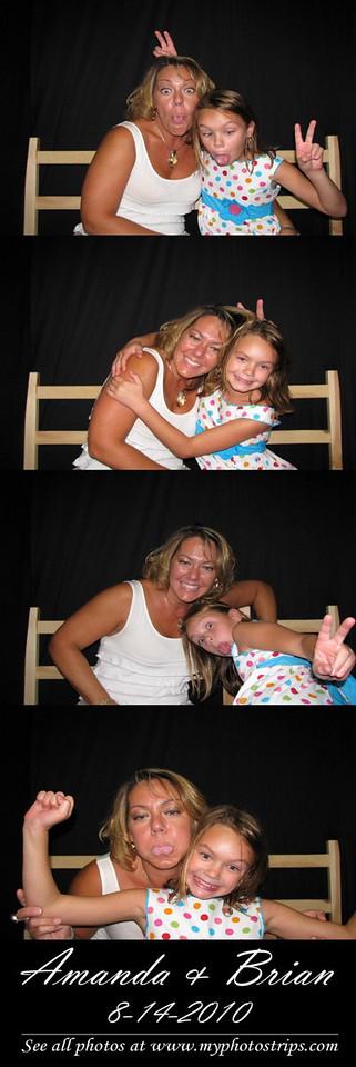 Amanda & Brian (8/14/2010)