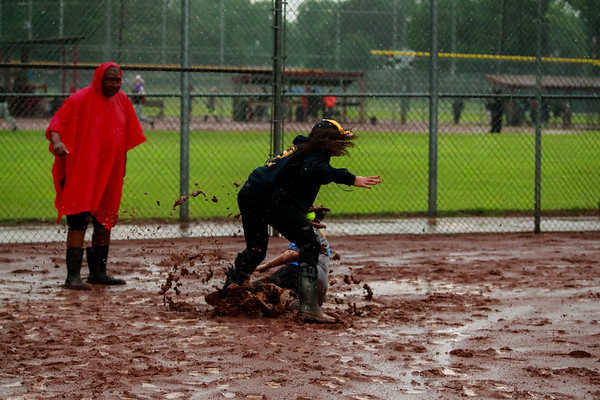 Softball, Battle of the Bats Tournament, Jacksonville, AR, 5/19/2017