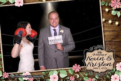 Kevin and Kristen Lavender Wedding
