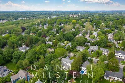 453 Park Ave aerials