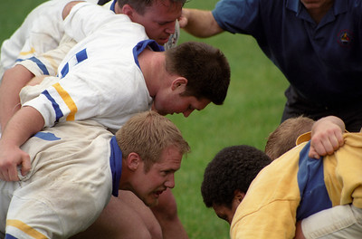 UDRFC Alumni Game 2001