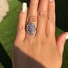 1.75ctw Edwardian Toi et Moi Old European Cut Diamond Ring  36
