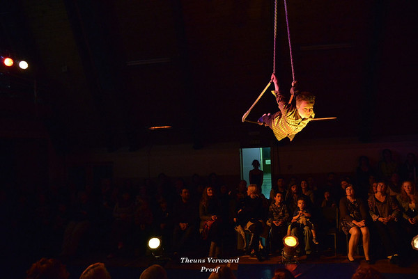 Circus Trust Student Show Aug 2013