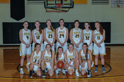 BK Varsity Girls Team Photos 2017/2018