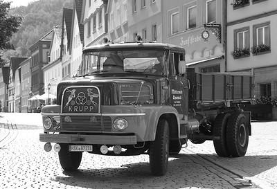 100 Jahre Krupp, Kulmbach, Germany