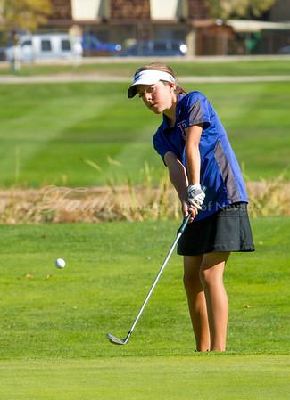 Delaney - RHS Girls Golf 2014